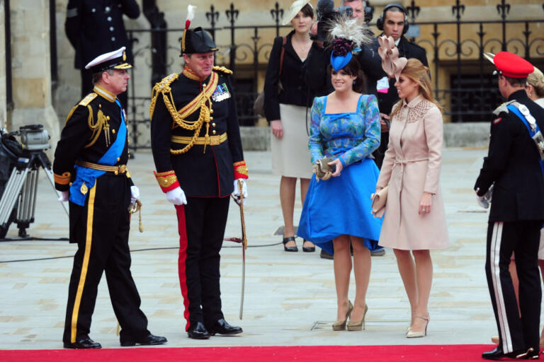 William e Kate si sposano a Londra