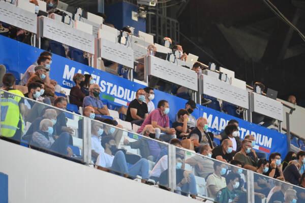 Finale Coppa Italia aperta ai tifosi
