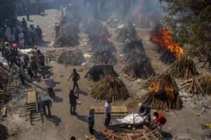 Covid, in India superate le 200 mila vittime