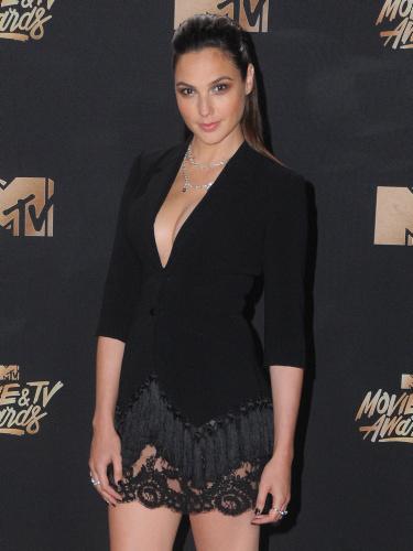 Gal Gadot MTV Movie Awards.