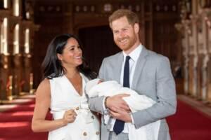 Archie figlio di Harry e Meghan compie un anno