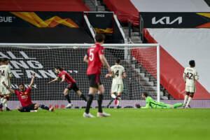 Manchester United vs Roma - Semifinale andata Europa League 2020/2021