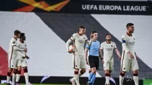 Roma demolita dallo United