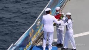 vittime del sottomarino affondato