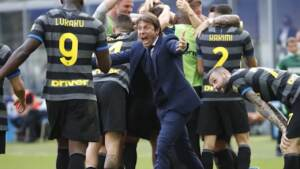 Inter è campione d'Italia