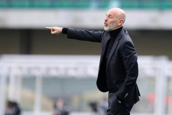 Milan, inizia settimana decisiva: contro Juve è spareggio Champions