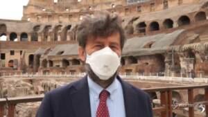 Nuova arena del Colosseo