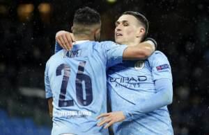 Manchester City vs PSG - UEFA Champions League - Semifinale