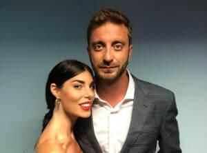 Bianca Atzei e Stefano Corti