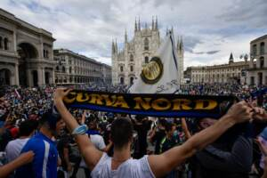 Inter campione, ok a raduno 3mila tifosi fuori da San Siro