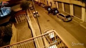 furti d'auto in lockdown, cinque arresti