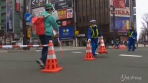 maratona di prova in vista delle Olimpiadi