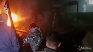 raid aereo di Israele su Lakatia: un morto e sei feriti