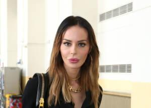 Milano, Nina Moric a giudizio per aver diffamato Belen Rodriguez
