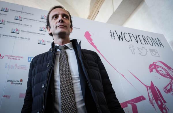 Congresso Mondiale delle Famiglie a Verona - Seconda giornata