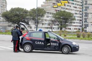Scampia, i Carabinieri presentano i nuovi droni per il controllo dei cittadini durante la quarantena