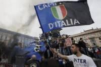 """Ultrà Inter su festa sabato: """"Ordine e disciplina"""""""