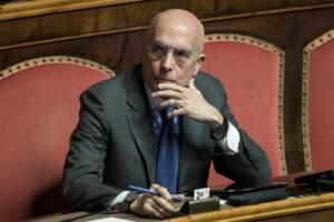 Senato - Discussione su procedimento penale Gabriele Albertini
