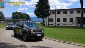 Sequestrati 50 milioni di mascherine dai finanzieri del comando provinciale di Gorizia.