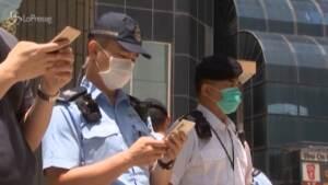 Condanna Joshua Wong