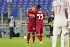 Roma vs Manchester United - Europa League 2020/2021 Semifinale ritorno