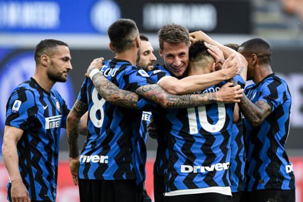 Inter vs Sampdoria - Serie A TIM 2020/2021