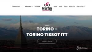 Giro d'Italia al via a Torino
