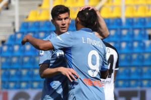 Parma vs Atalanta - Serie A TIM 2020/2021