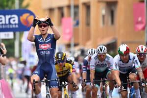 Giro d'Italia 2021 - Tappa 2 da Stupinigi a Novara