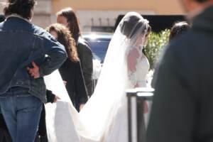 Roma, Lady Gaga sul set del film di Ridley Scott basato sulla storia dell'omicidio di Maurizio Gucci