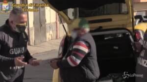Crotone, si fingeva cieco e percepiva invalidità: sequestri per 160mila euro
