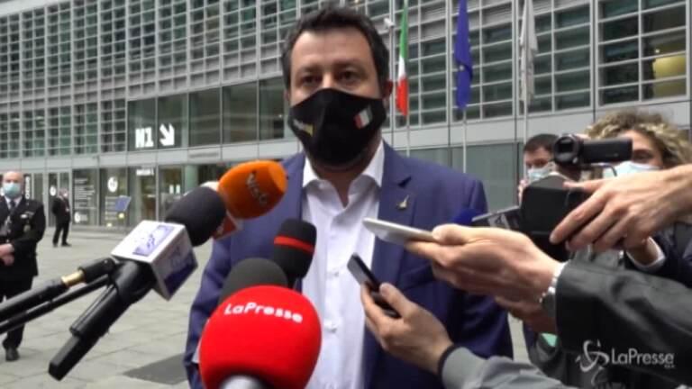 Comunali, Salvini