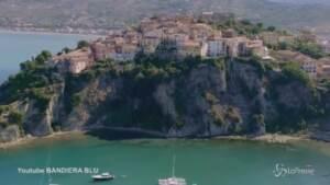 In Italia 416 spiagge Bandiera Blu