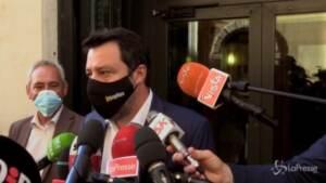 Roma, Salvini