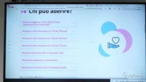 Vaccini, in Piemonte attiva piattaforma con finestra date somministrazione