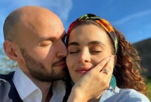 Walter Zenga e Marina Crialesi da Instagram