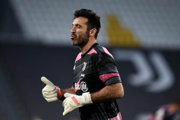 Juventus vs Parma - Serie A TIM 2020-2021