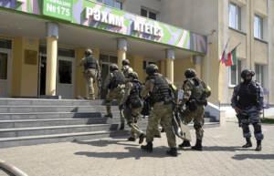 Russia, sparatoria in una scuola di Kazan