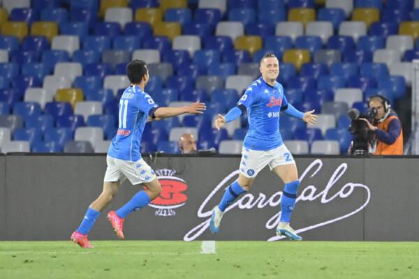 Napoli vs Udinese - Serie A TIM 2020/2021