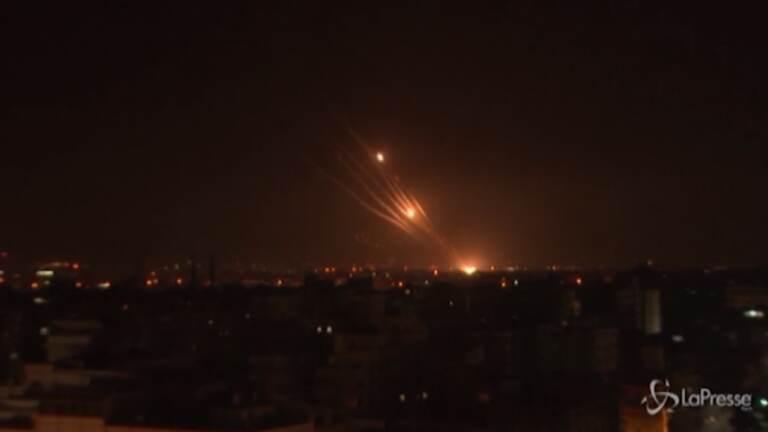Medioriente, razzi di Hamas su Gerusalemme