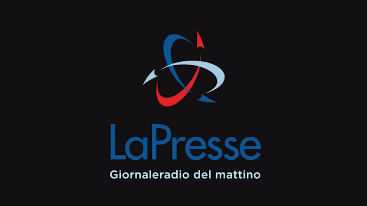Il Giornale Radio del mattino, martedi 11 maggio