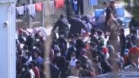 Lampedusa, migranti