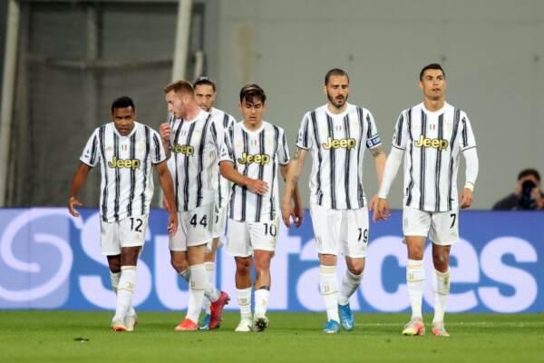 Sassulo vs Juventus - Serie A TIM 2020-2021