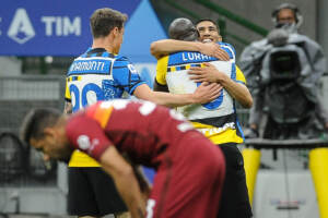 Inter vs Roma - Serie A TIM 2020/2021