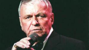 Frank Sinatra in concerto