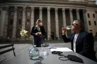 Riaperture: i bar con tavolini all'aperto nel centro di Roma
