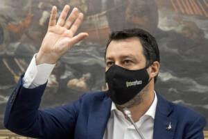 Matteo Salvini presenta le proposte della Lega sul tema dell'agricoltura