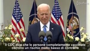 Covid, Biden