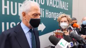 """Vaccini, Tronchetti: """"Hub Hangar Bicocca efficiente, tutti soddisfatti"""""""