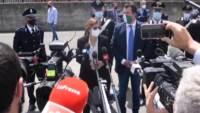 """Nave Gregoretti, Bongiorno: """"Non c'è reato, il fatto non sussiste"""""""